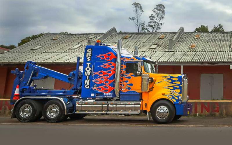 TOTAL RECOVERY - Kenworth Australia