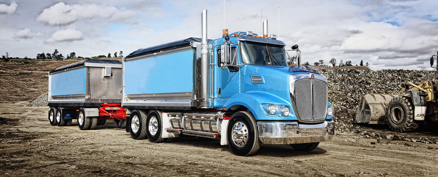And because the PACCAR MX-13 engine is powered by PACCAR you can rely on  the Kenworth dealer network for all your parts and service support.