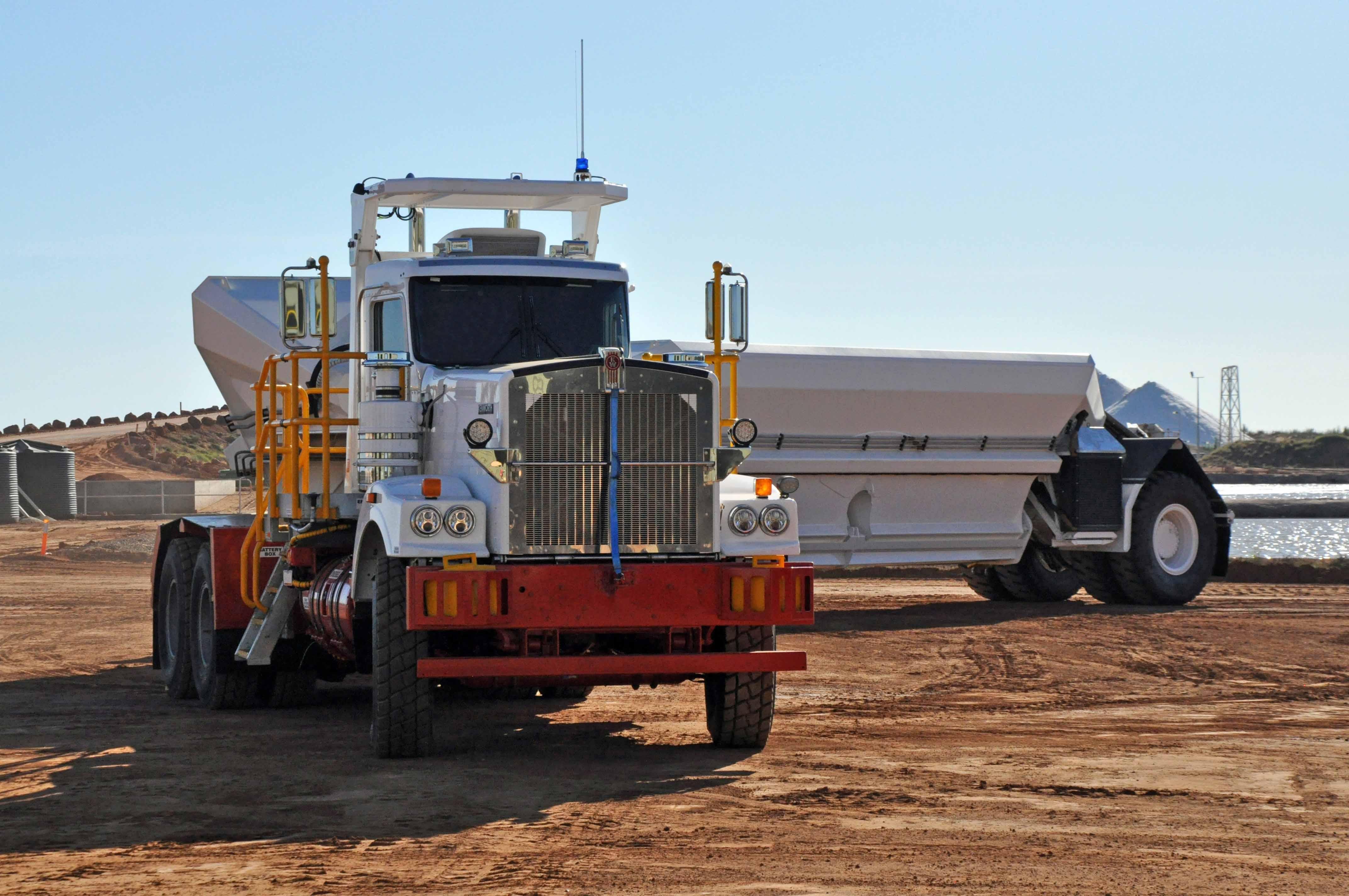 C540 Kenworth Australia